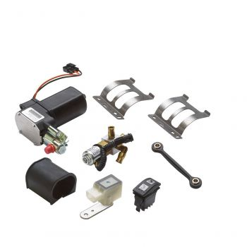 Adjustable Air Rear Suspension Kit