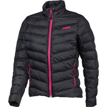 LYNX LADIES PACKABLE DOWN JACKET