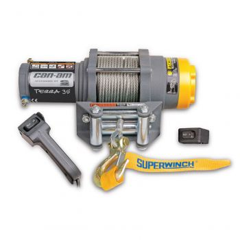 Can-Am Terra 35 från Superwinch†