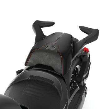 Passenger Comfort Seat - Black