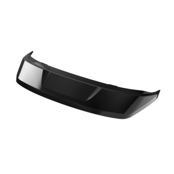 Rear Spoiler - Intense Black