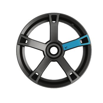 Wheel Decals - Haze Blue