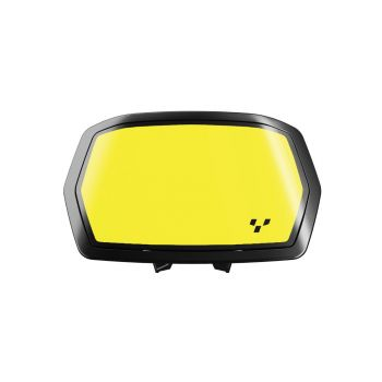 Gauge Spoiler Decal - Electric Yellow
