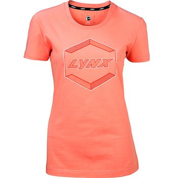 LYNX LADIES TREND T-SHIRT