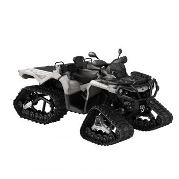 APACHE 6X6 LT Winter Track Kit