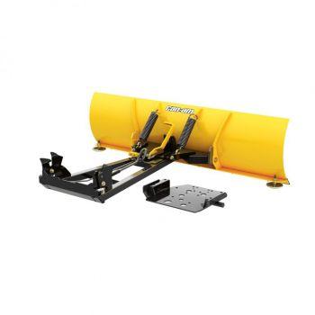 Can-Am ProMount stålplogsats – 137 cm BLAD (gul)