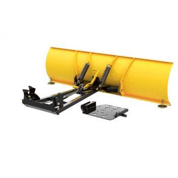 Can-Am ProMount stålplogsats – 152 cm BLAD (gul)