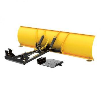 Can-Am ProMount stålplogsats – 168 cm BLAD (gul)