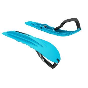 NYA Blade DS+ -skidor, cyan