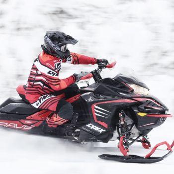 LYNX RACE SNOWCROSS BYXOR